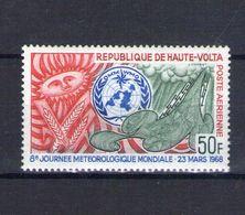 Haute Volta. Poste Aérienne. 8e Journée Métérologique Mondiale - Obervolta (1958-1984)