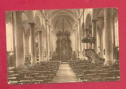 C.P. Cuesmes = Intérieur De L' Eglise - Mons