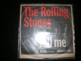 ROLLING STONES RARE TELL ME  1964 DECCA - Rock