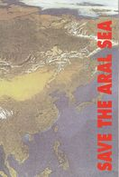 Save The Aral Sea 1996 Pack Mixte Emission Commune Kazakhstan Kyrgystan Ouzbékistan Tadjikistan Turkmenistan Joint Issue - Emissions Communes