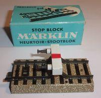 Heurtoir 7190 - Marklin - Alimentazione & Accessori Elettrici