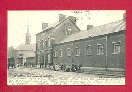C.P. Cuesmes =  Ecole  Communale  Des  GARCONS - Mons