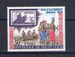 Haute Volta. Poste Aérienne. Exposition Philatélique Philexafrique à Abidjan - Obervolta (1958-1984)