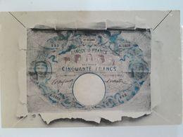 Postal Billets De 50 Francs, Début Du 20e Siècle,« 17 » - Monete (rappresentazioni)
