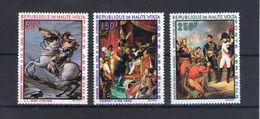 Haute Volta. Poste Aérienne. Bicentenaire De La Naissance De Napoléon Ier - Obervolta (1958-1984)