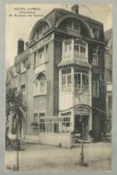 ***  YPRES / IEPER ***   -    Hôtel D'Ypres Propriétaire M.Ryckman Van Gaveren - Ieper