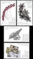 ISLANDE Joaillerie Islandaise 4v 2015 Neuf ** MNH - 1944-... Republik