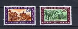 Haute Volta. Poste Aérienne. Produits Agricoles - Obervolta (1958-1984)
