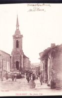 VILLE-ISSEY - Rue Jeanne D'Arc  (1914)  -395- - Otros Municipios