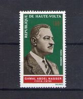 Haute Volta. Poste Aérienne. Gamal Abdel Nasser - Obervolta (1958-1984)