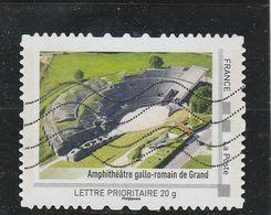 MONTIMBRAMOI AMPHITHEATRE GALLO ROMAIN DE GRAND OBLITERE - Collectors