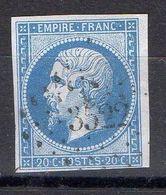 FRANCE ( OBLITERATION LOSANGE ) PC  3522   Verdun-sur-Meuse Meuse COTE  1.40  EUROS , A  SAISIR . R 7 - Marcophilie (Timbres Détachés)