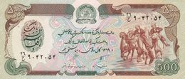 500 Afganis   Neuf - Afghanistan