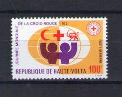 Haute Volta. Poste Aérienne. Croix Rouge - Obervolta (1958-1984)