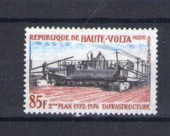Haute Volta. Poste Aérienne. 2e Plan National De Développement - Obervolta (1958-1984)