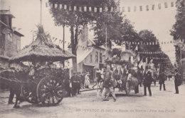 Yvetot (76) - Route Du Havre - Fête Des Fleurs - Yvetot