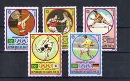 Haute Volta. Poste Aérienne. Vainqueurs Des Jeux Olympiques De Munich - Obervolta (1958-1984)