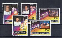 Haute Volta. Poste Aérienne. Apollo XVII - Obervolta (1958-1984)