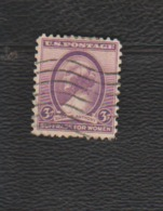USA. (Y&T) 1933 - N°336/37. *En L'Honneur Des Suffragetes*   * 3c *  Obl - United States