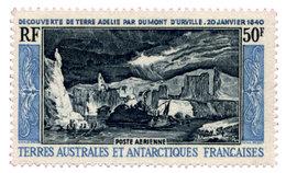 TAAF : PA N°8** - Terres Australes Et Antarctiques Françaises (TAAF)