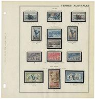 TAAF : Collection Des Origines à 1984 Neuf** - Terres Australes Et Antarctiques Françaises (TAAF)