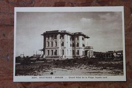 ANNAM (VIET NAM / INDOCHINE) - NHATRANG - GRAND HOTEL DE LA PLAGE, FACADE NORD - Vietnam