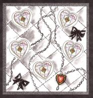 2004 - BF N° 66 - Neuf ** - Coeurs Karl Lagerfeld - Saint-Valentin - Ongebruikt