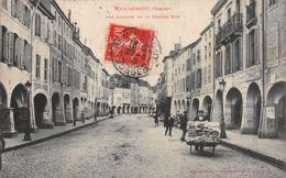 Remiremont (88) - Les Arcades De La Grande Rue - Remiremont