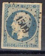 FRANCE ( OBLITERATION LOSANGE ) PC  1509 Herbiers (les) Vendée  COTE  5.00  EUROS , A  SAISIR . R 7 - Marcophilie (Timbres Détachés)