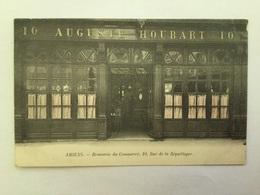 Amiens (80) - Brasserie Du Commerce, 10 Rue De La République - Colorisée - Amiens