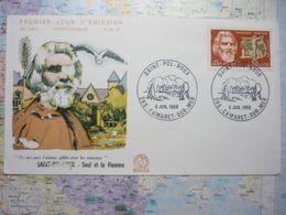 Saint-Pol Roux 6/07/1968 Camaret Sur Mer - 1960-1969