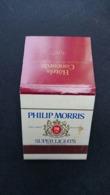 Boîte D'allumettes Philip Morris Hôtels Concorde - Boites D'allumettes