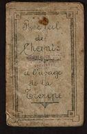 Recueil De Chants à L'usage De La Troupe - Armée Belge - Régiment Des Carabiniers Cyclistes - 19 Pages - Chants Wallons - Altri