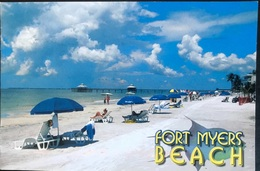 (2714B) Fort Meyers Beach - Crystal Water - White Sand - Fort Myers