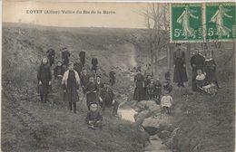 FRANCE - FRANCIA - DOYET - VALLEE DU RIS DE LA BARRE - 1911 - Autres Communes