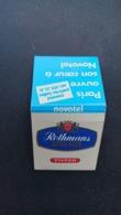 Boîte D'allumettes Rothmans Novotel Paris - Boites D'allumettes