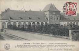 Lobbes - Ancienne Abbaye Actuellement Brasserie - Circulé En 1913 - NB - TBE - Lobbes