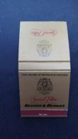 Boîte D'allumettes Benson & Hedges - Boites D'allumettes