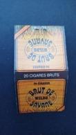 Boîte D'allumettes Brut De Savane - Boites D'allumettes