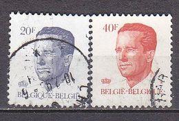 K5996 - BELGIE BELGIQUE Yv N°2135/36 - 1981-1990 Velghe
