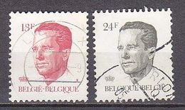 K6011 - BELGIE BELGIQUE Yv N°2202/03 - 1981-1990 Velghe