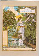 La Belle Jardiniére 1896 - Eugene Grasset - Paintings