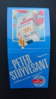 Boîte D'allumettes Peter Stuyvesant - Boites D'allumettes