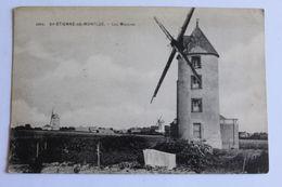 Saint Etienne De Montluc - Les Moulins - Saint Etienne De Montluc