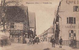 Haguenau         67        Grande Rue      3    ( Voir Scan) - Haguenau