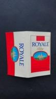 Boîte D'allumettes Royale Rouge - Boites D'allumettes