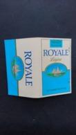 Boîte D'allumettes Royale Menthol - Boites D'allumettes