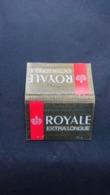 Boîte D'allumettes Royale Extra Longue - Boites D'allumettes