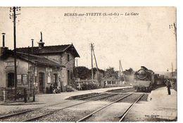 BURES-sur-YVETTE (S.-et-O.) - La Gare - Bures Sur Yvette