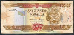 Solomon Islands - 100 Dollars 2009 - P30(3) - Salomons